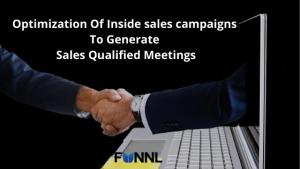 inside sales campaign