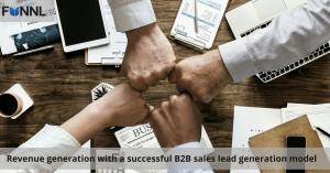 B2B sales lead generation