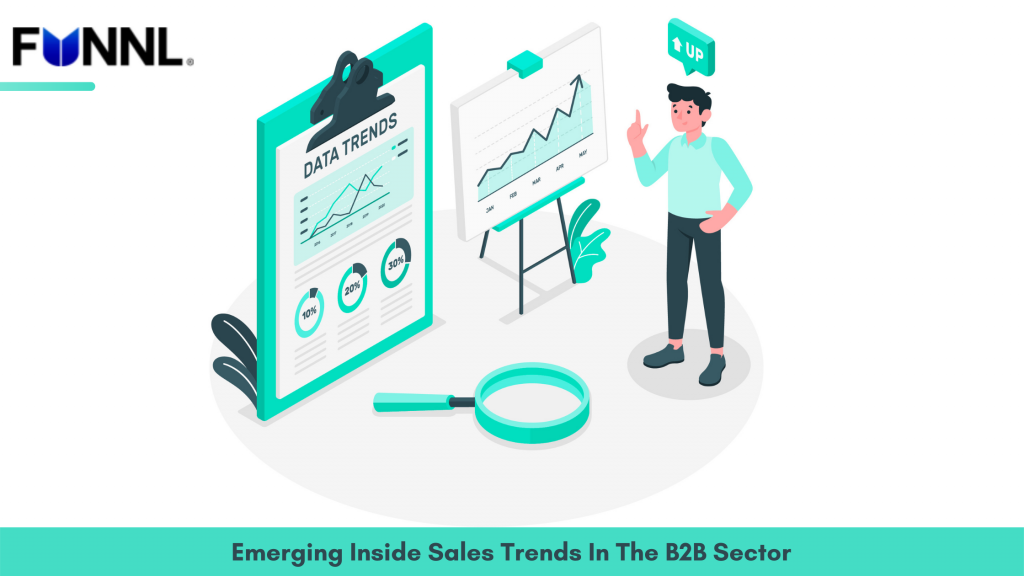 Emerging Inside Sales Trends In The B2B Sector